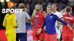 FIFA Frauenfußball WM™: USA kämpfen nicht nur um Gold | das aktuelle sportstudio - ZDF