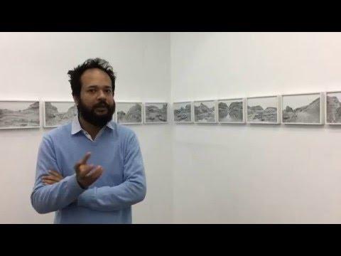 Munem Wasif talks about his new work at Dhaka Art Summit 2016