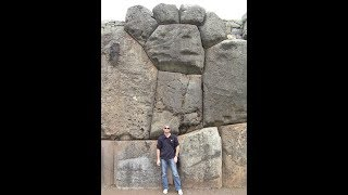 More Ancient Megalithic Wonders In Cusco Peru That The Inca Found 1000 Years Ago
