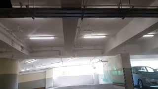 北葵涌寧峰苑停車場 Ning Fung Court Carpark in North Kwai Chung