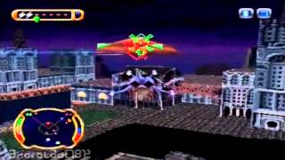 PS1 - B-Movie: Invasion from Beyond (German) - Mission 7 - City 1