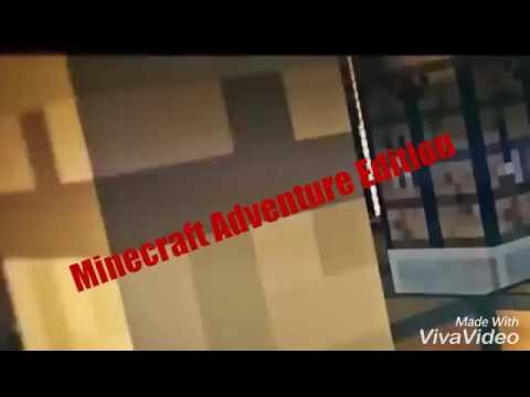 Intro do canal Minecraft Adventure Edition!