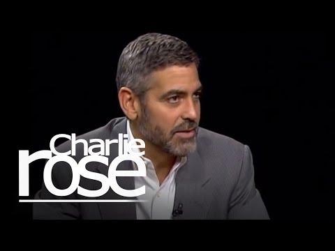 George Clooney   Charlie Rose