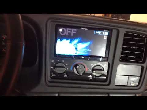2001 chevy silverado double din conversion | how to save ... 2002 chevy cavalier parts diagram 2002 chevy cavalier headunit stereo audio radio wiring install #9