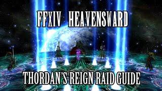 FFXIV Heavensward: King Thordan Extreme Raid Guide