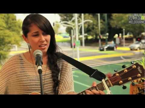 KINA GRANNIS - IN YOUR ARMS (BalconyTV)