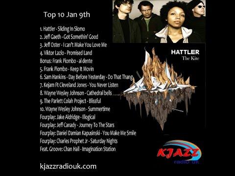KJAZZ Radio UK Weekly Top 10 - Jan 9th 2017
