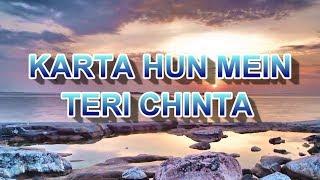 KARTA HUN MEIN TERI CHINTA || Guitar Chords & Lyrics || Christian Song ||  Jesus songs