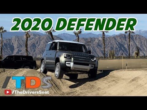 2020 Land Rover Defender 110 - First (Off-Road) Drive
