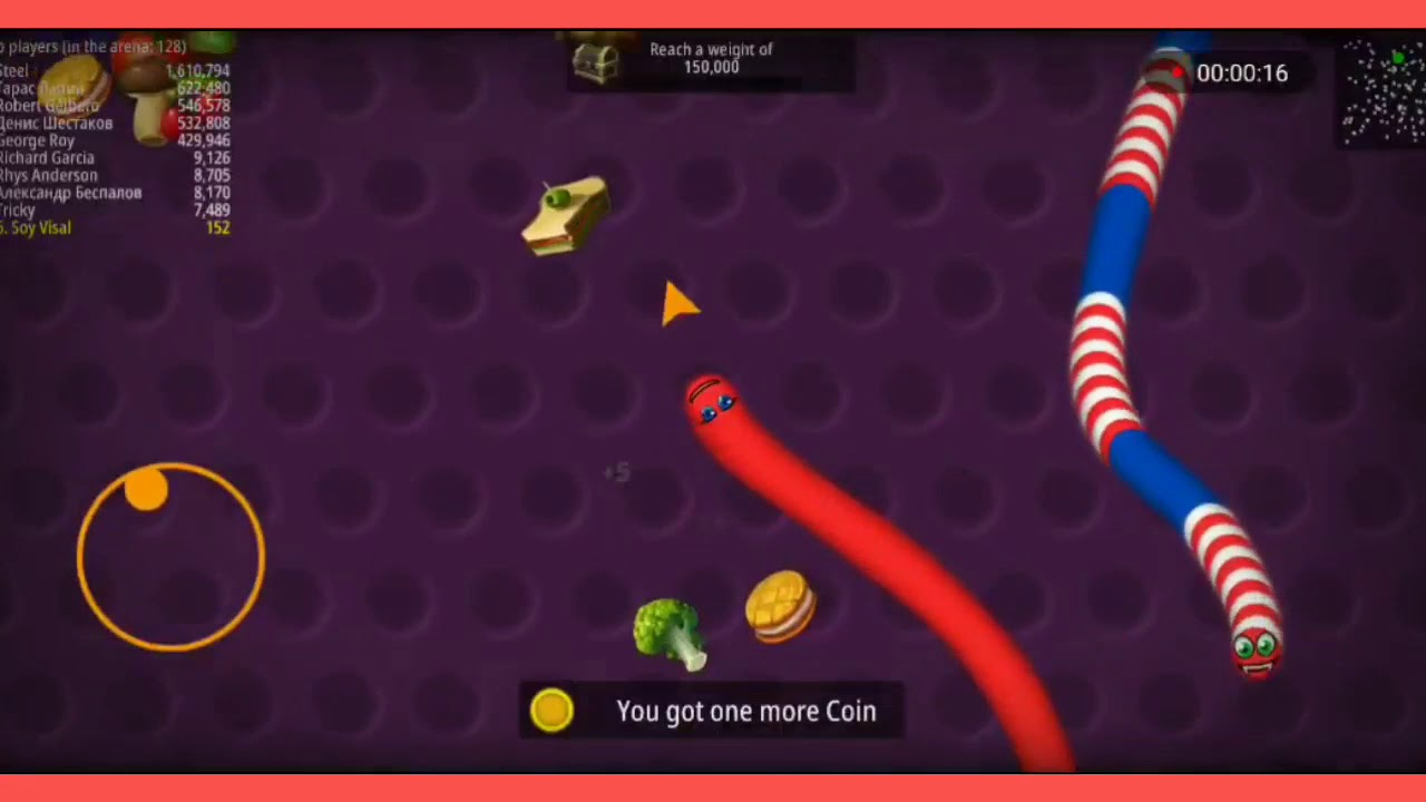 Wormate.io 1 Hacker Pro Worm Trolling Giant Valentine Worms Pro Never Mess Ever Wormateio Gameplay!