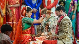 Traditional Telugu Wedding I Akhil I Tanye I Framehunt