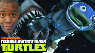 NINJA TURTLES vs. OUTLAW ARMAGGON Review : Black Nerd