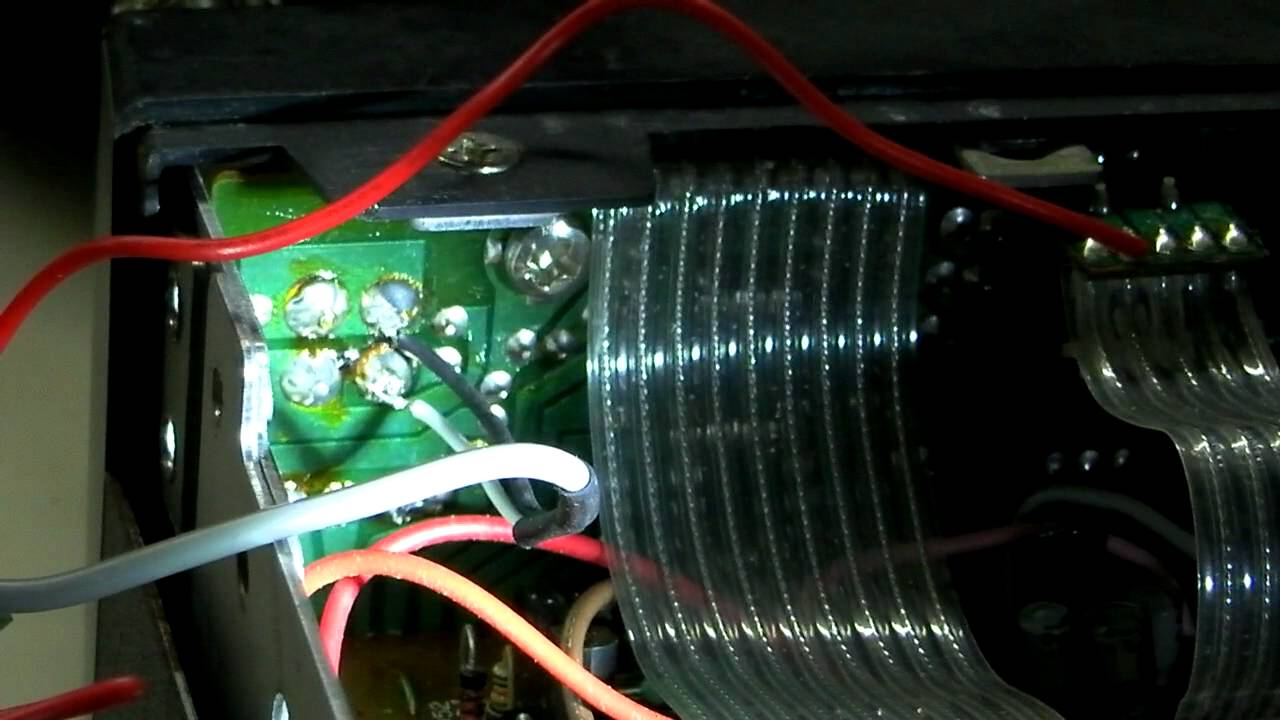Br 1 Big Radio Cb Echo Board Overview Install Youtube Wiring