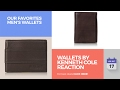 Wallets By Kenneth Cole Reaction Our Favorites Men's Wallets