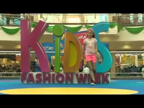 Kids Fashion Week 2011 - Dubai - Sport Wear Day Part1