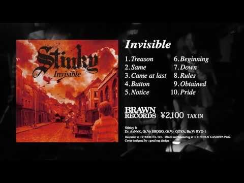 STINKY 2nd Full Album