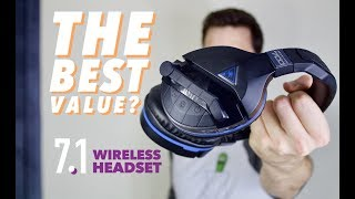 The Best Value 7.1 Wireless Headset?   Turtle Beach Stealth 700 Review