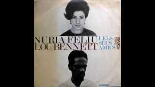 Núria Feliu I Lou Bennett - Núria Feliu, Lou Bennett I Els Seus Amics - LP 1966
