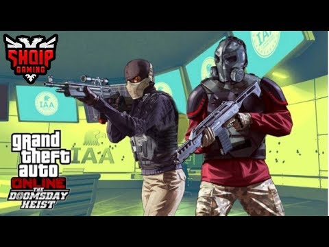 GTA 5 SHQIP - Rikthimi i Vjedhjeve (Heists) !! - SHQIPGaming