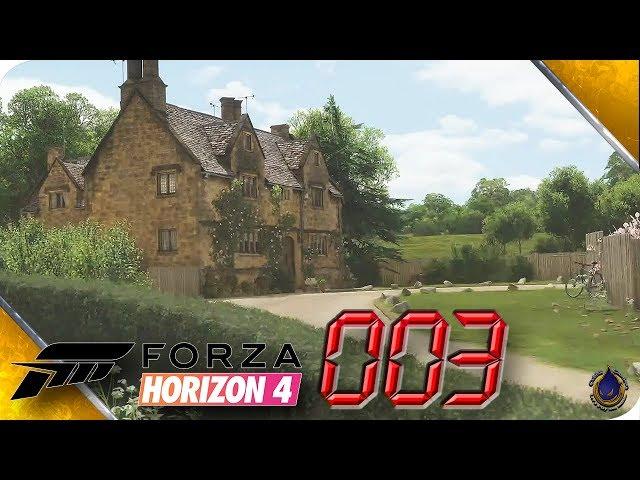 FORZA HORIZON 4 🚘 [003] Wohnen mit Stil