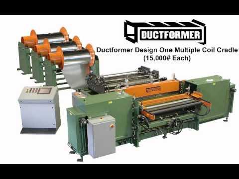 Ductformer - Design One Coil Cradle