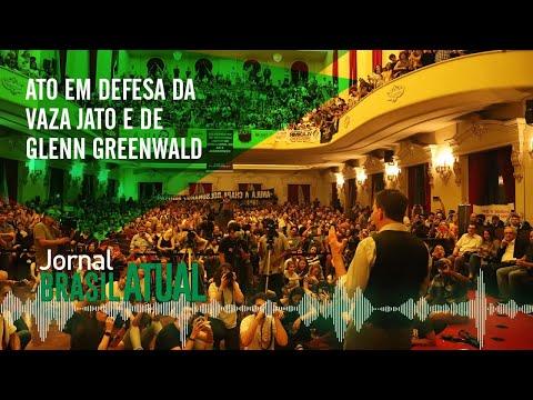 🔴 Jornal Brasil Atual –10.09–  Julgamento do recurso de Lula será presencial – Ato a favor de Glenn