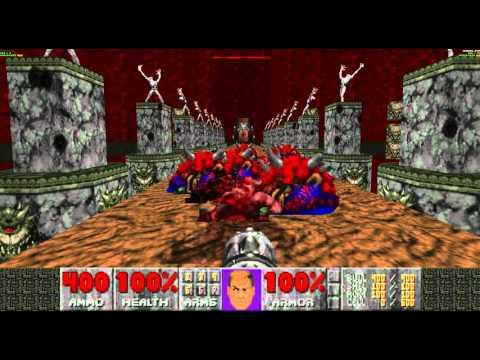 Doom Invasion Satan's Covenant #1 - Новости во время войны.