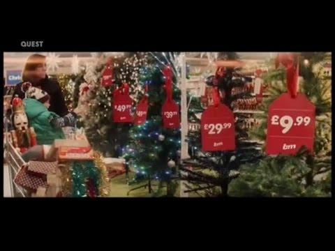Bu0026M   Trees U0026 Decorations   Christmas 2016