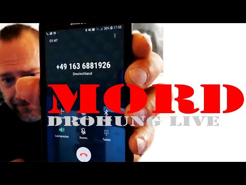 Mord-Drohung - Update und Infos