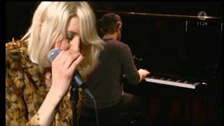 Veronica Maggio - Snälla Bli Min (Live Nyhetsmorgon 2011)