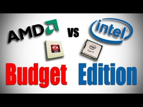 AMD vs Intel for Gaming Performance