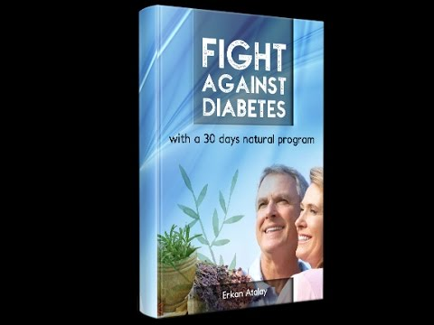Fight against diabetes with a 30 days natural program