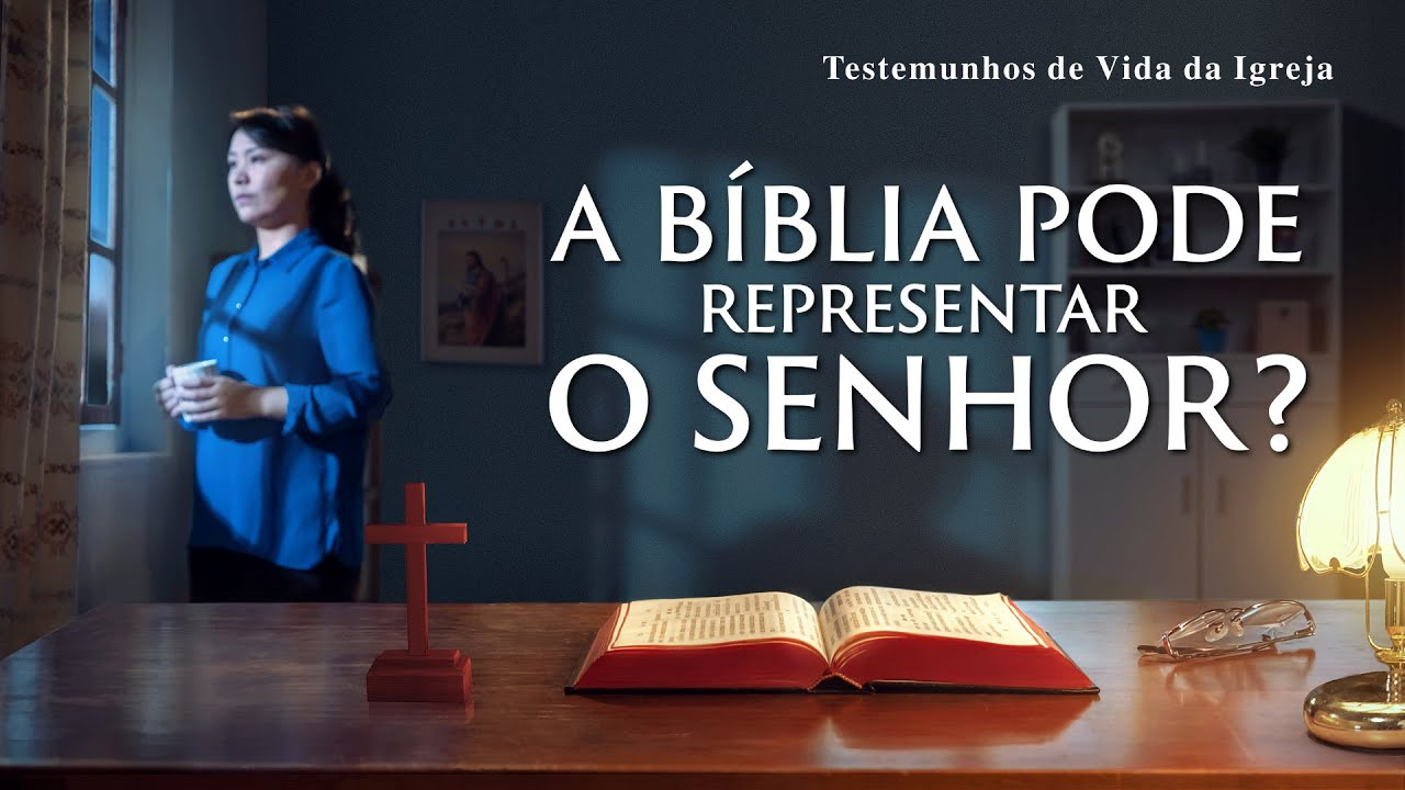"""Testemunho evangélico """"A Bíblia pode representar o Senhor?"""""""