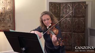 Marie Bérard - Violin, Livestream *Fundraiser for St. Michael's Hospital COURAGE FUND