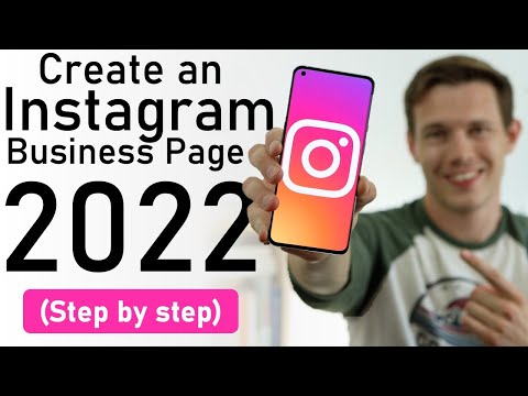 How to Create an Instagram Business 2021 [Step by Step Tutorial] - Make Money on Instagram