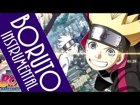 【KARAOKE】 【TABS】 Boruto: Naruto Next Generations - Baton Road (OP 1) Instrumental Off-Vocal Cover