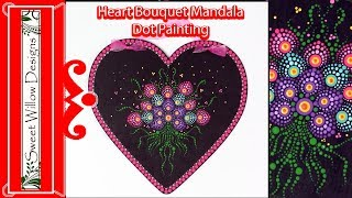 Download How To Paint Dot Mandalas Dollar Tree Valentines