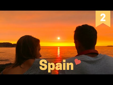 Spain: Our First Holiday Together
