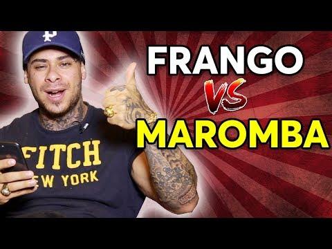 VOCÊ É FRANGO OU MAROMBA? - LEO STRONDA