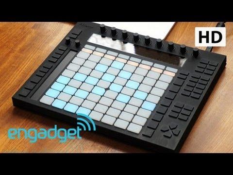 Ableton Push Hardware Review | Engadget