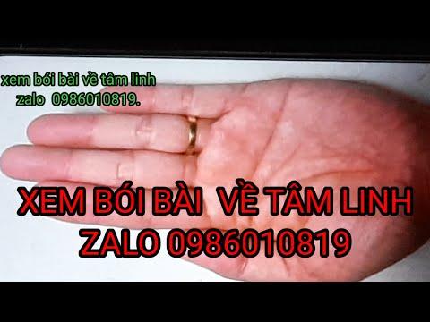 Xem Bói  Bài Về Tâm Linh. zalo0986010819