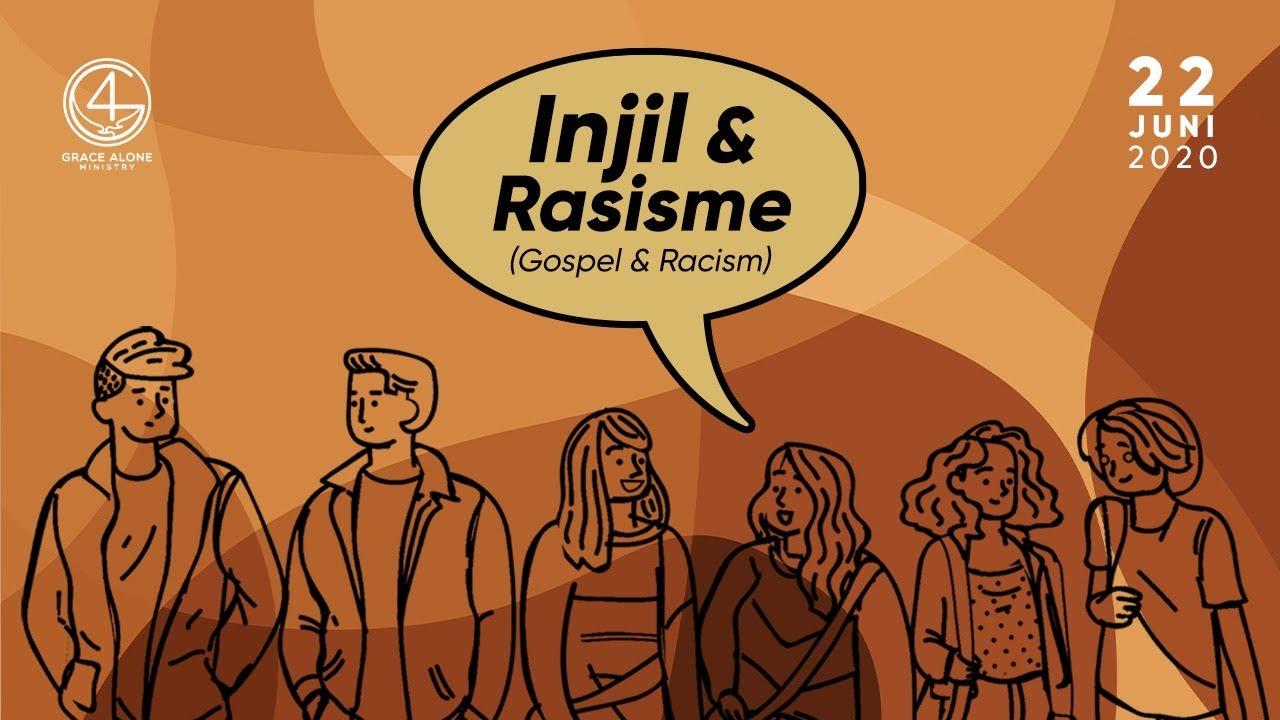 Webinar: Injil & Rasisme (Gospel & Racism)
