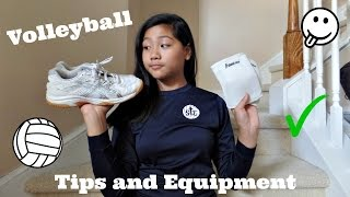 Volleyball Tips and Equipment