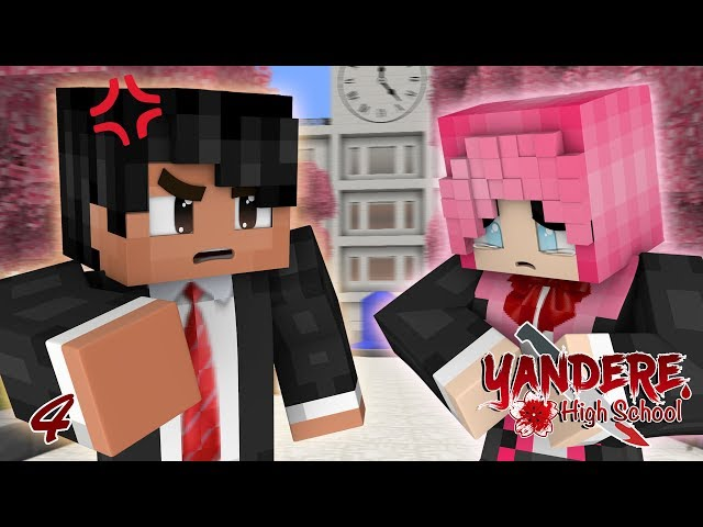 Yandere High School: SECRETS REVEALED!! | Minecraft Roleplay #4