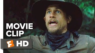The Lost City of Z Movie CLIP - Amigo (2017) - Charlie Hunnam Movie