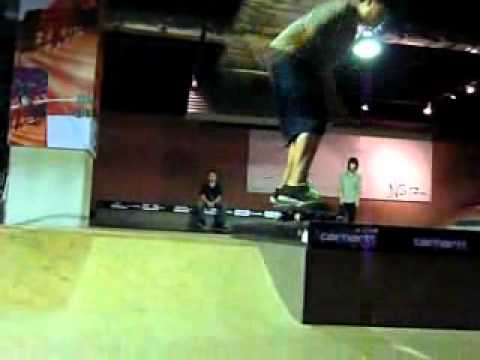 50-50 (Skateboarding)