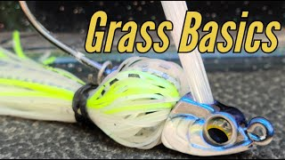 Jig Basics: How to Fish Grass (Beginners guide)