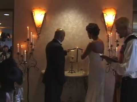 & Millicent and Cordell Wedding Candle Lighting Ceremony - YouTube azcodes.com