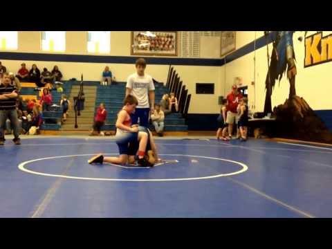 Mock meet 2-1-14 John Avery