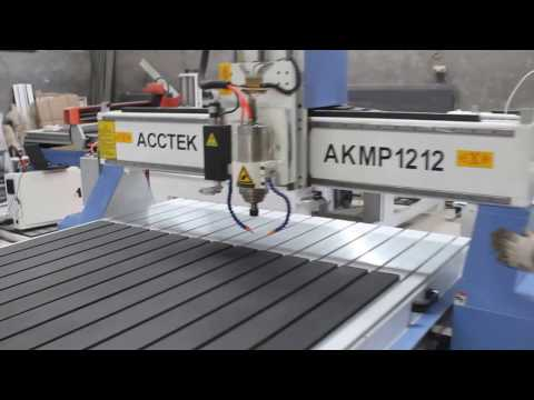 Customized CNC milling and Plasma cutting combined machine overall